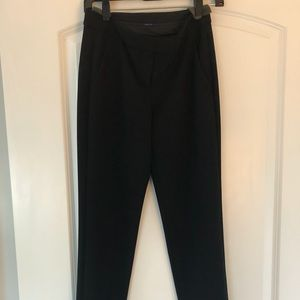 Theory black pants - new
